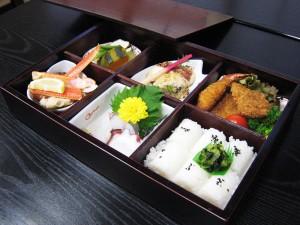 松花堂弁当 2,000円~(限定30食)